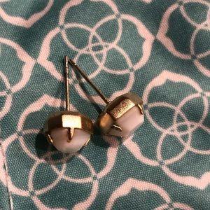 Kendra Scott Jewelry - Kendra Scott Taylor Stud Earrings Mother of Pearl
